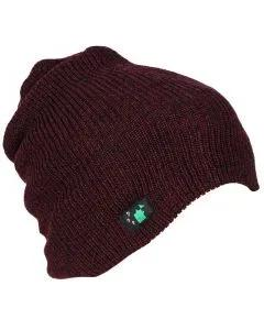 Thinking Anglers Antique Burgundy Beanie