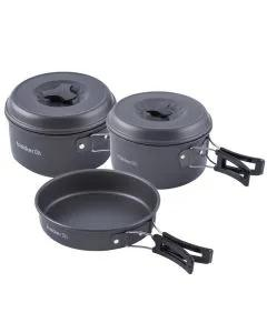 Trakker Armolife Cookware Set 3 Piece