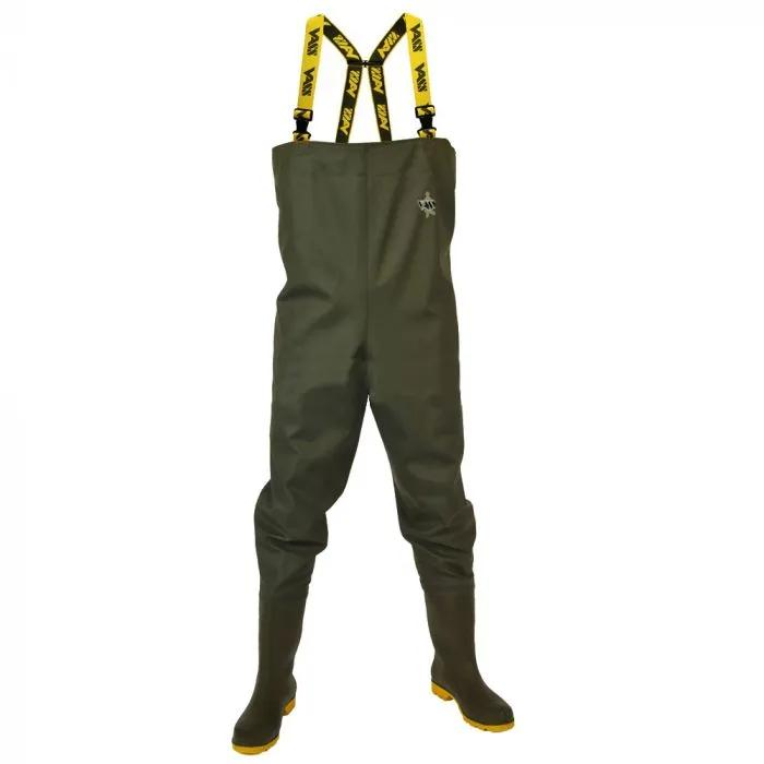 Vass 700E Nova Studded Heavy Duty PVC Chest Wader
