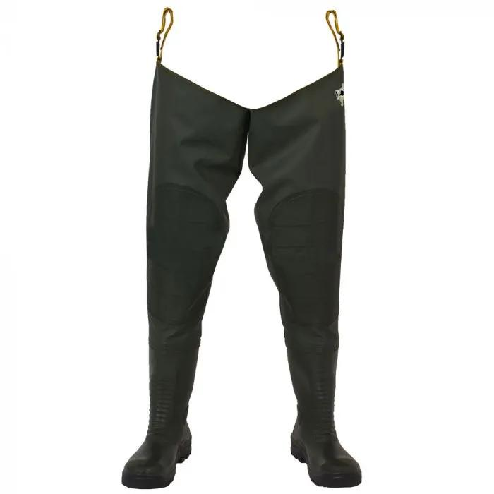 Vass 700 S5 Studded Reinforced Safety Heavy Duty Thigh Wader