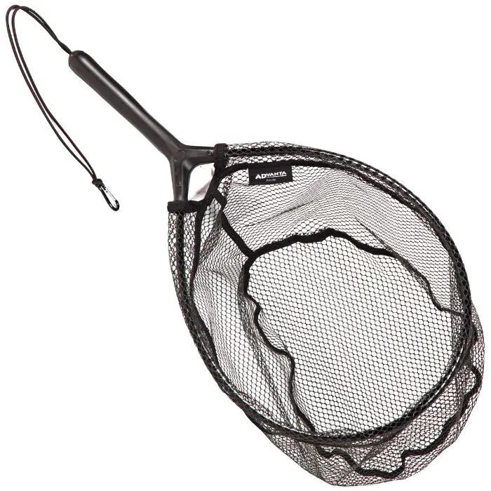 Compact Rubber Framed Trout Net