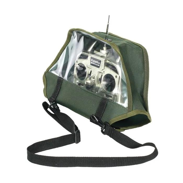 Angling Technics Transmitter Rain Pouch with Neck Strap