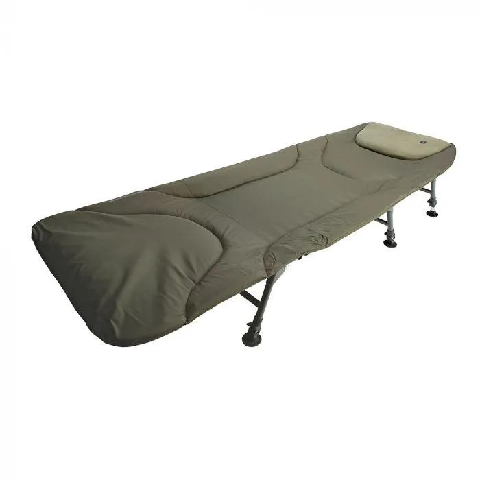 Daiwa Black Widow 6 Leg Bedchair
