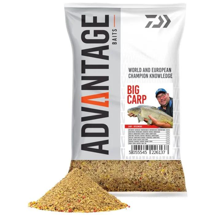Daiwa Advantage Baits Big Carp Groundbait
