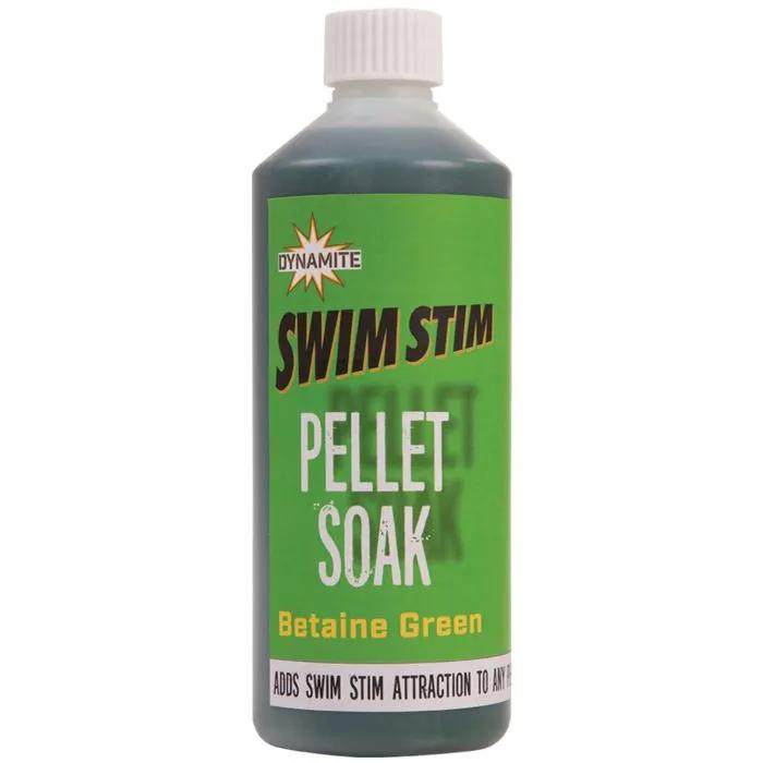 Dynamite Swim Stim Pellet Soak Betaine Green 500ml