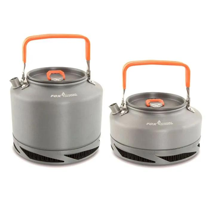 Fox Cookware Kettle 1.5l and 0.9l
