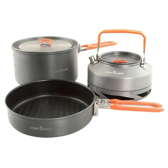 Fox Cookware Set - Medium (3-Piece)