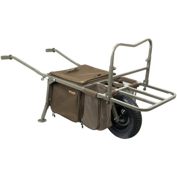 The new and improved Fox Explorer Deluxe barrow