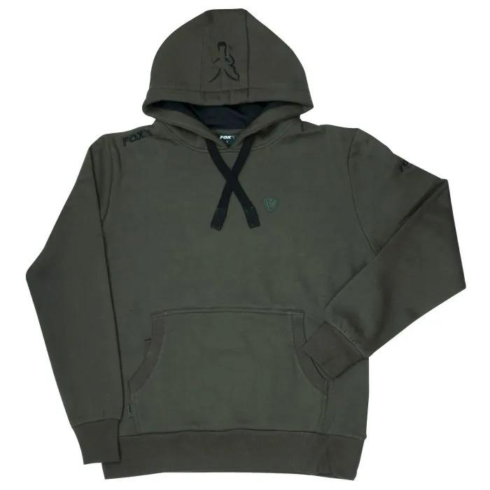 Fox Green & Black Hoody 1