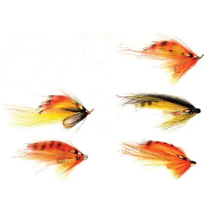 Fulling Mill Tiger Tails Selection Pack