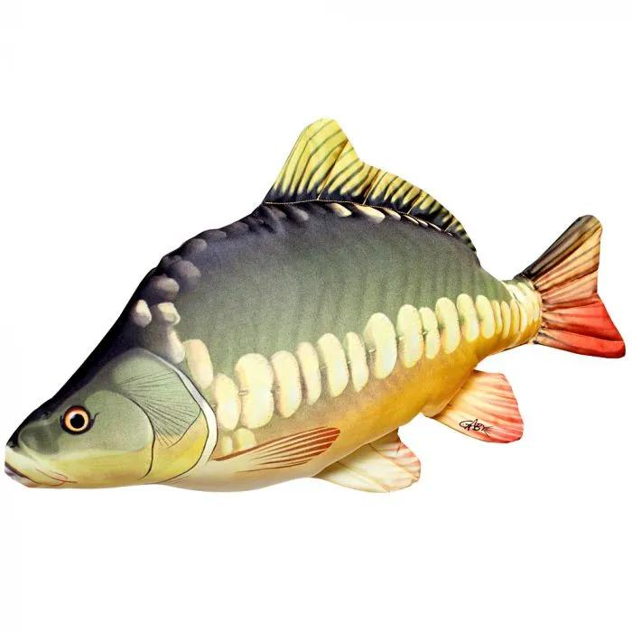 Gaby Fish Pillows The Mirror Carp