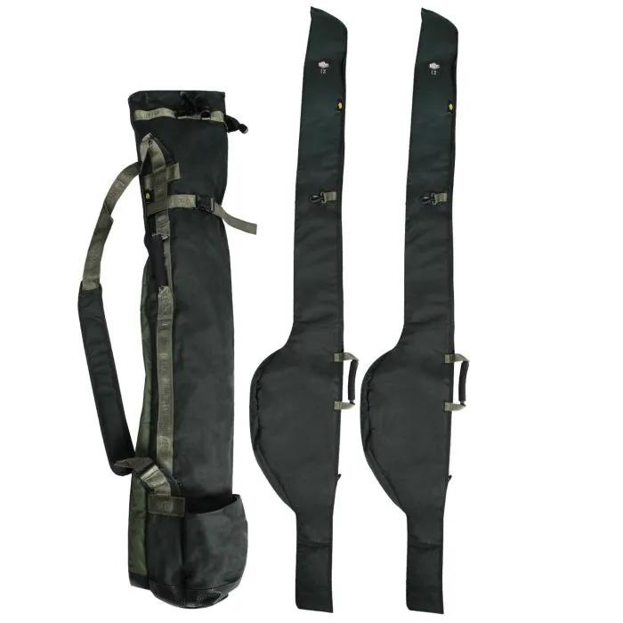 JRC 12ft Quiver + 2 Rod Sleeves