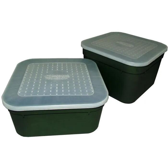 Lemco Square Top Bait Boxes