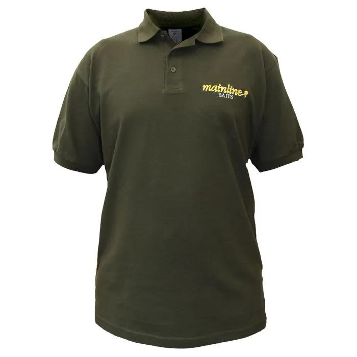 Mainline Olive Green Polo Shirt