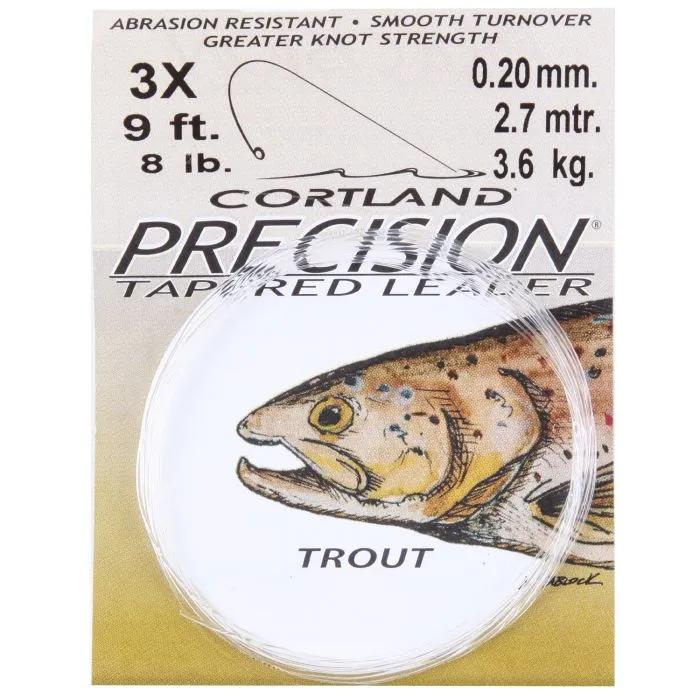 Masterline Cortland Precision Trout Leader