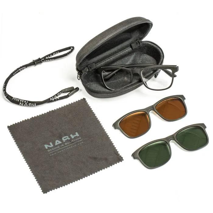 Nash Mag-Optix Sunglasses