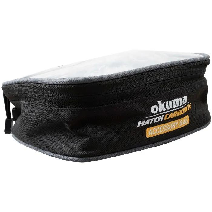 Okuma Match Carbonite Accessory Bag