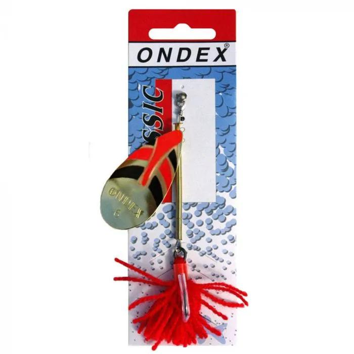 Ondex Gold Decorated Spinner