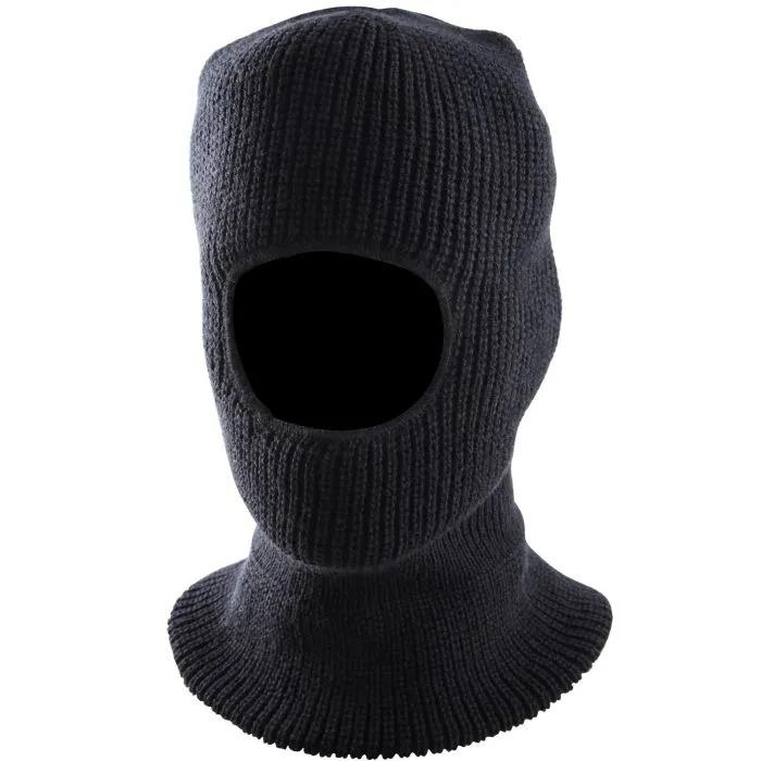 PP Knitted Open Face Balaclava