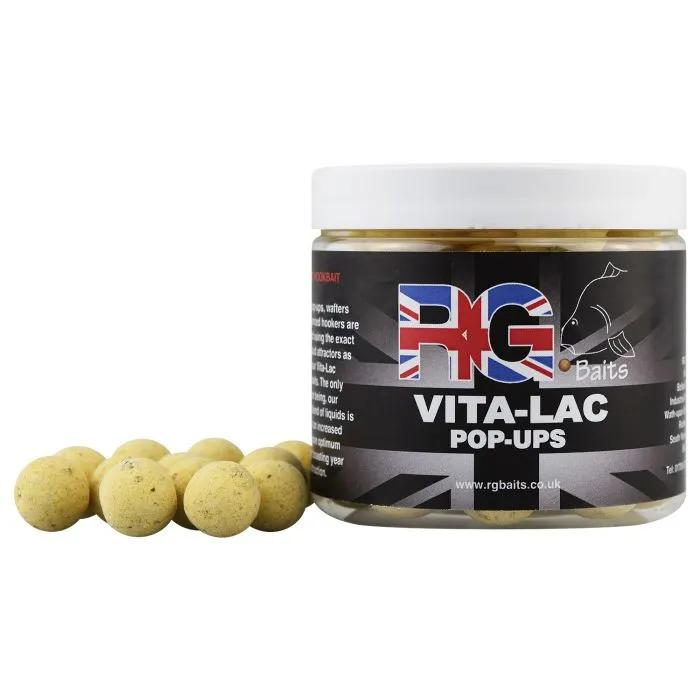 RG Baits Natural Vita-lac Pop Ups