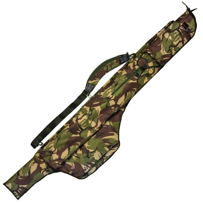 Saber DPM Camo 12ft 3 Rod Sleeve Holdall