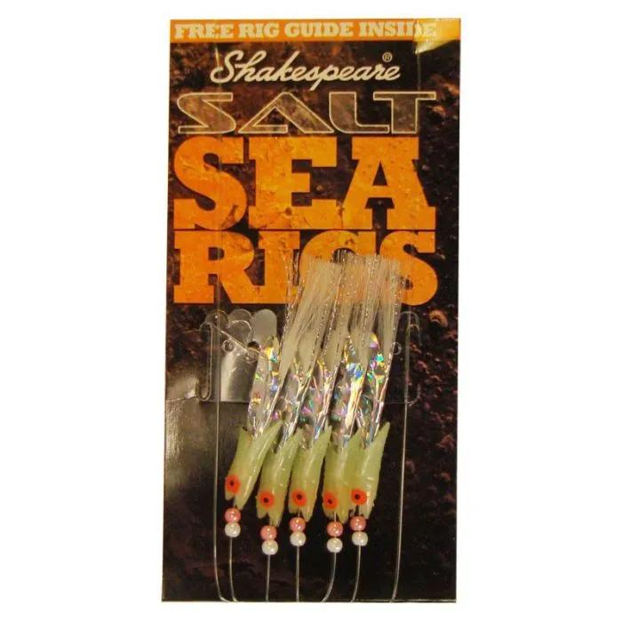 Shakespeare Flat Jack Deluxe Lure