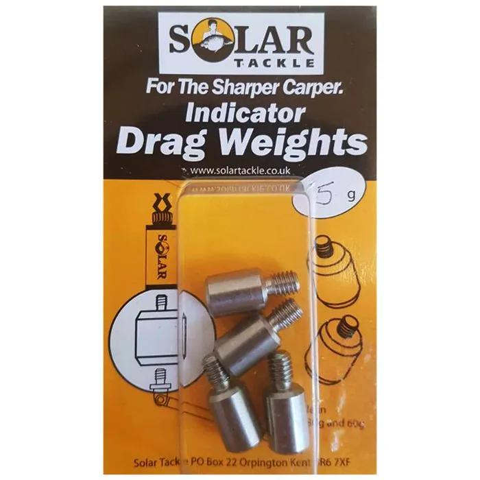 Solar Indicator Drag Weights
