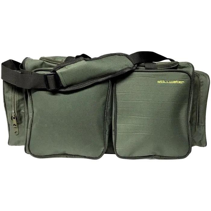Stillwater Twin Pocket Lined Carryall