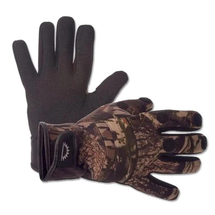 Sundridge Hydra Full Finger Camo Neo Gloves