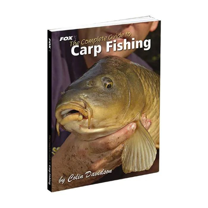 Fox The Complete Guide To Carp Fishing
