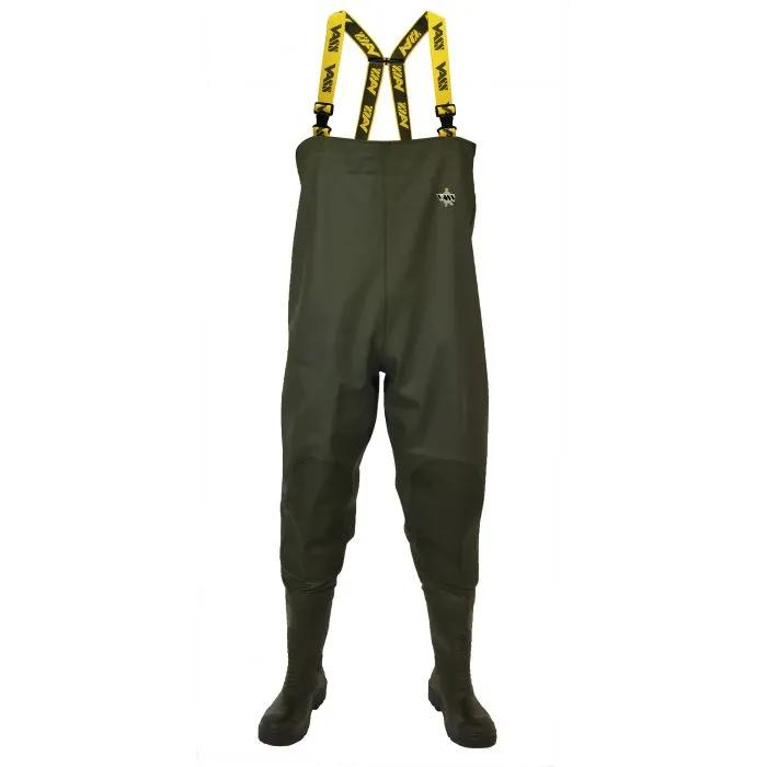 Vass 700 S5 Studded Reinforced Safety Heavy Duty Chest Wader