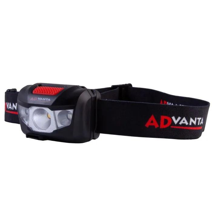 Advanta HT-190RB Rechargeable Headtorch