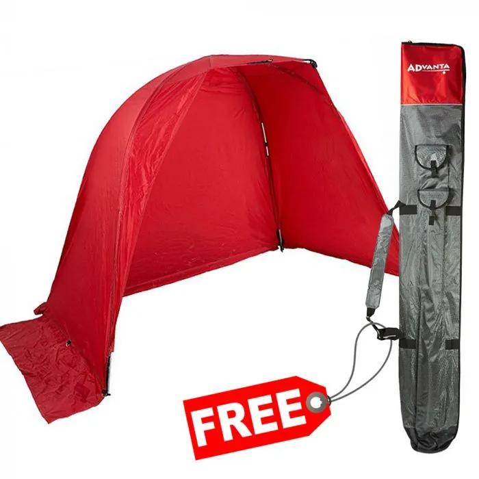 Advanta Protector Beach Shelter + FREE Advanta Sea Rod Holdall