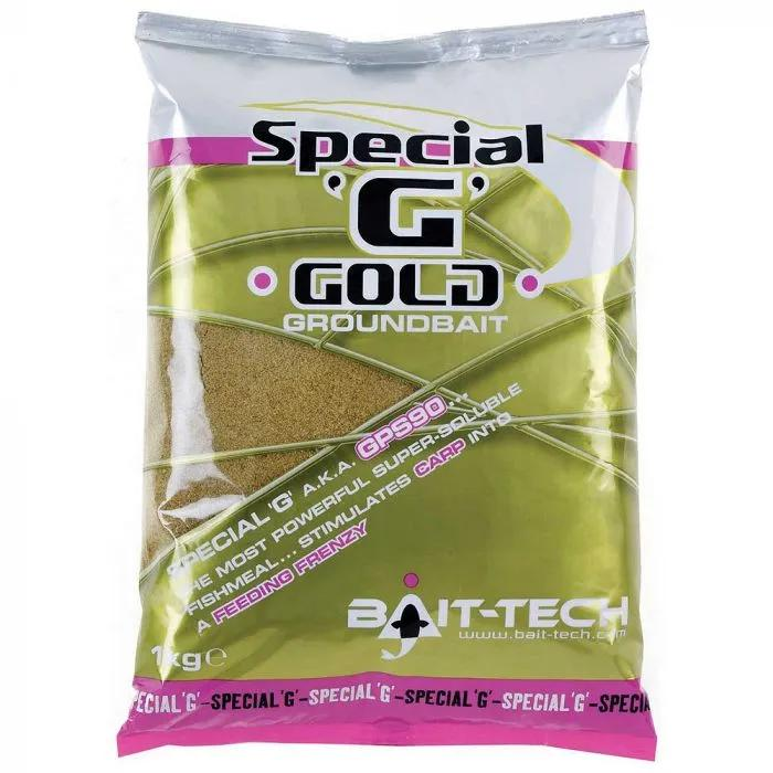 Bait-Tech Special G Gold Groundbait