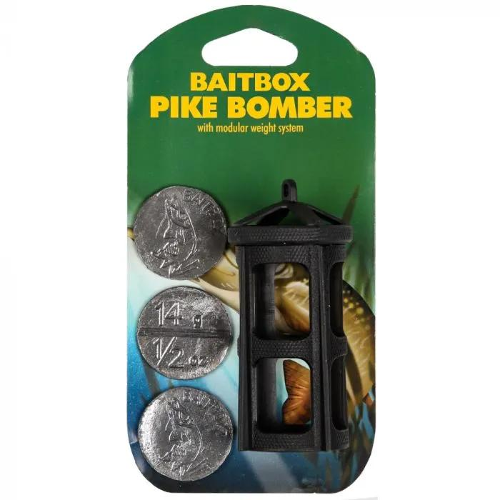Baitbox Pike Bomber And Weights
