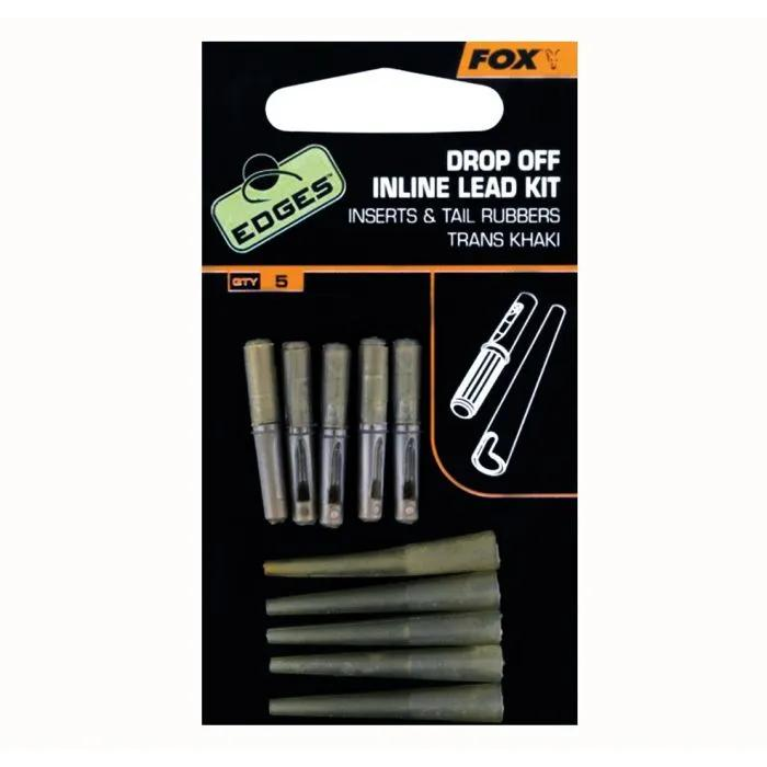 Fox Edges Inline Drop Off Lead Kit package