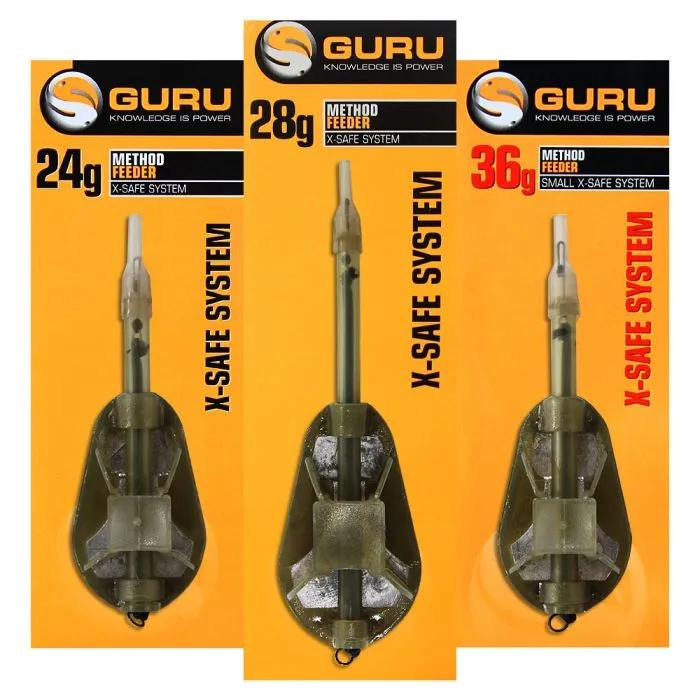 Guru X - Safe Method Feeder