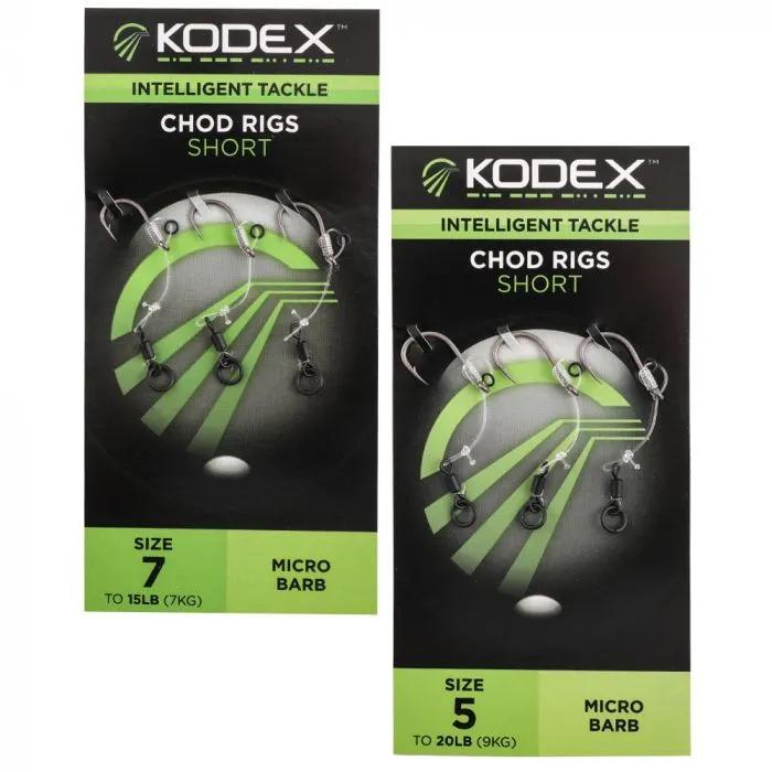 Kodex Chod Rigs Short