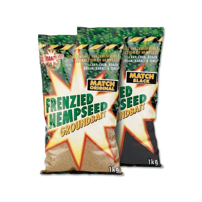 Dynamite Baits Frenzied Hemp Groundbait