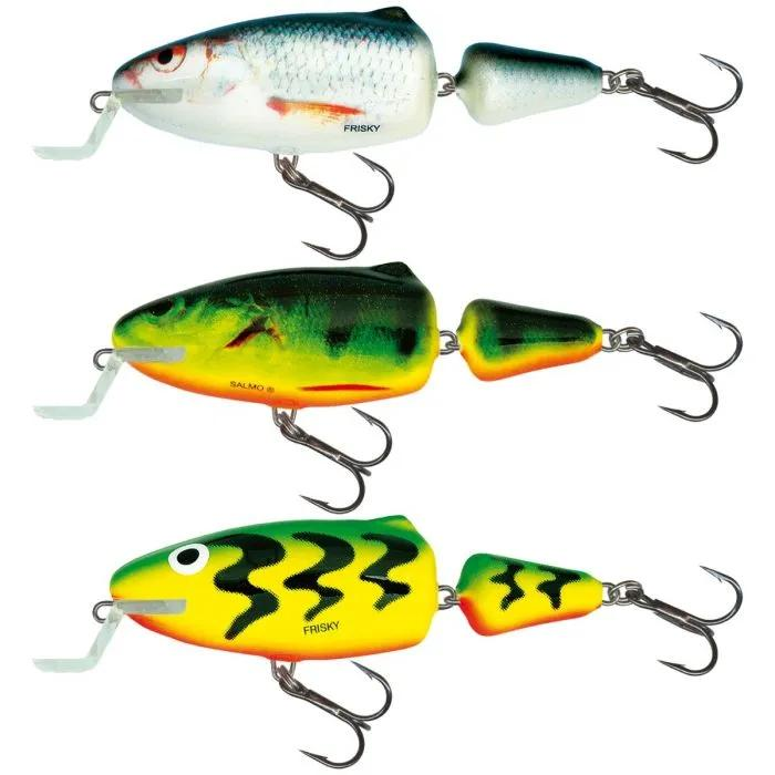 Salmo Frisky 7cm Shallow Runner Lure