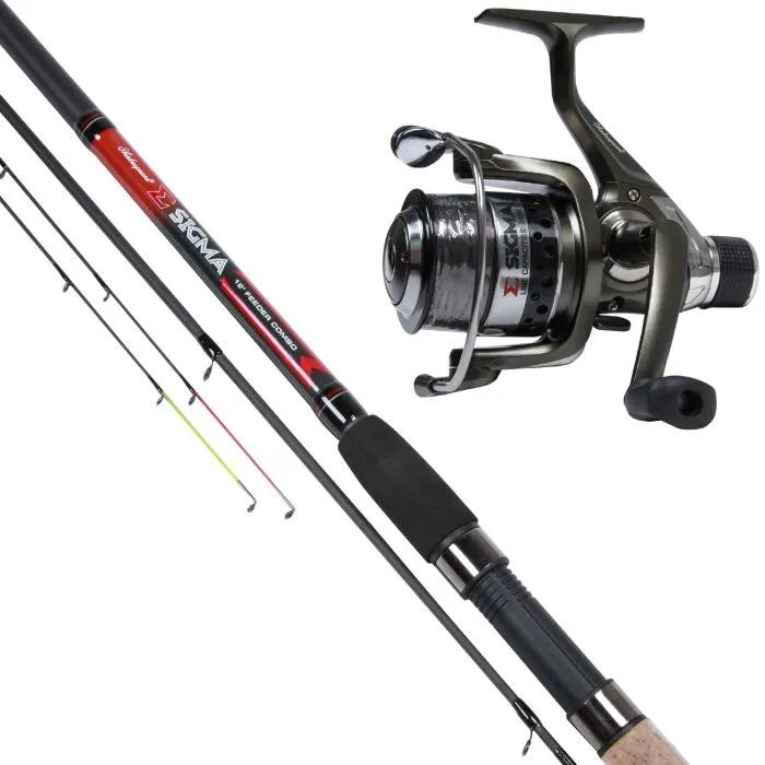 Shakespeare Sigma 12ft Feeder Rod Combo