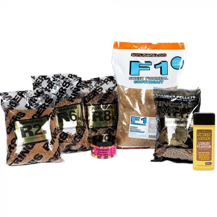 Stephen Crowe's Commericial Carp Pack