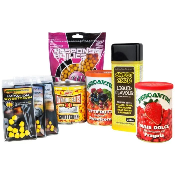 Sweetcorn Essentials Pack