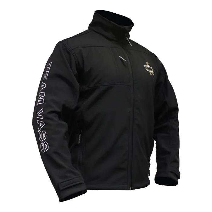 Vass Team Vass Casual Soft-Shell Jacket Black Edition