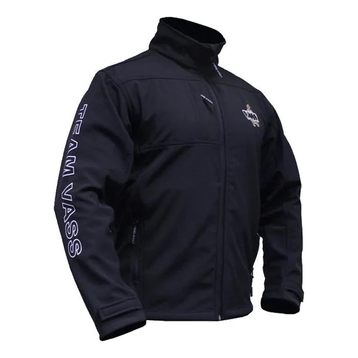 Vass Team Vass Casual Soft-Shell Jacket Navy Edition