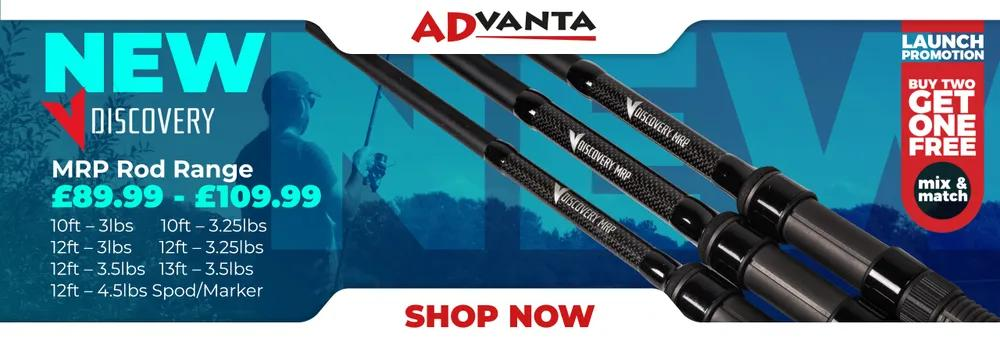 Advanta Discovery MRP Rods – Buy 2 Get 1 Free – Mix & Match