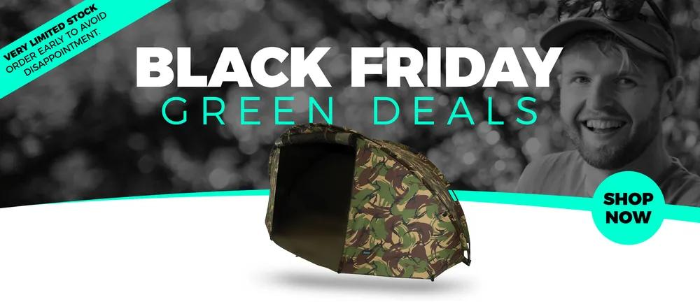 Black Friday 2020 - Green Discounts