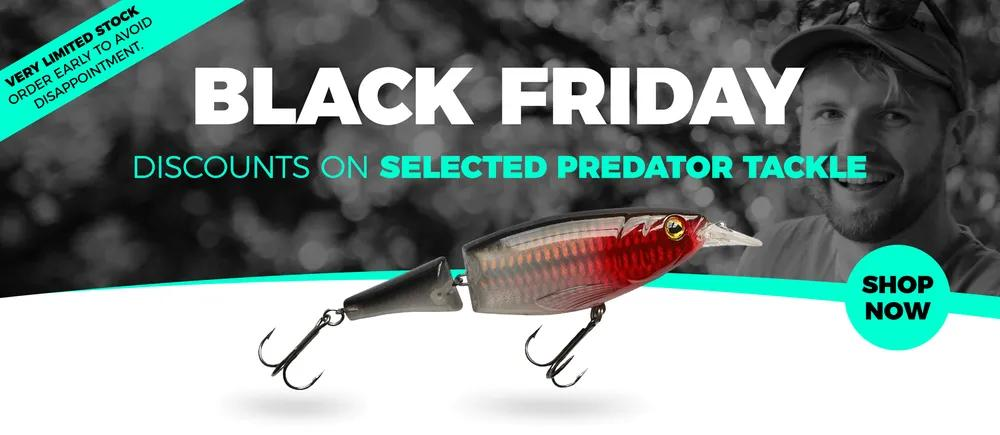 Black Friday 2020 - Predator Discounts
