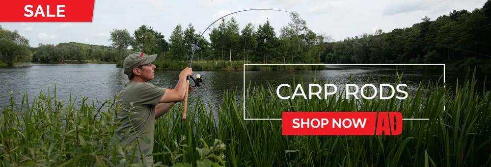 Carp Rods Sale Category
