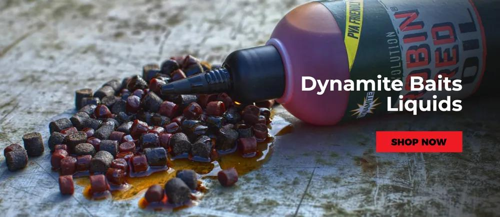 Dynamite Baits Liquids Category